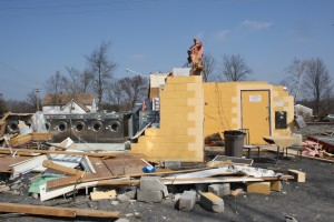 Tornado damage insurance claims help