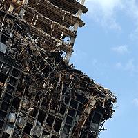 Rascacielos en Honolulu se Recupera Tras Fuego