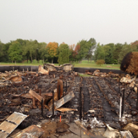 A Country Club Faces Co-Insurance Issues After Fire Destroys Its Golf Cart Storage Facility