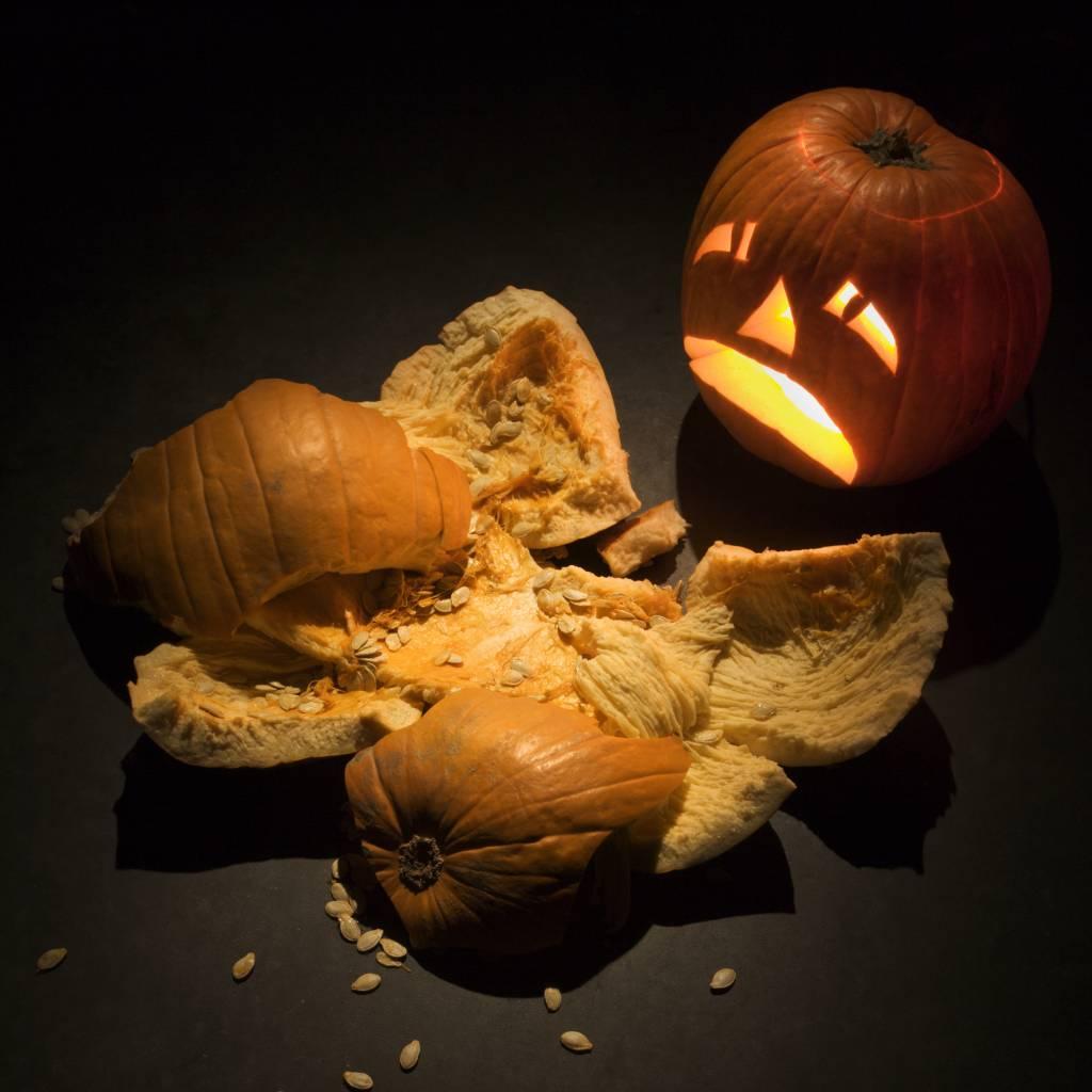 Insurance Problems - Halloween