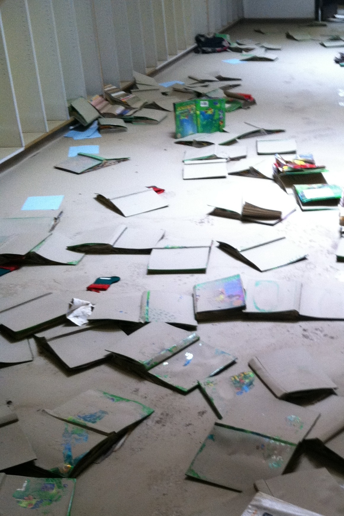 School Property Damage Claims