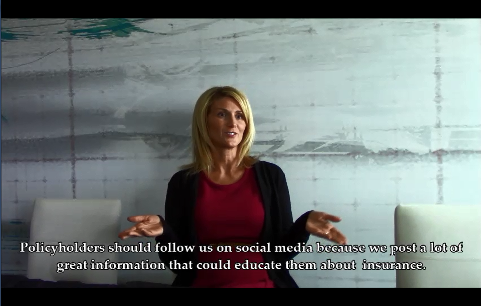 Social Media's Importance to Insurance Industry
