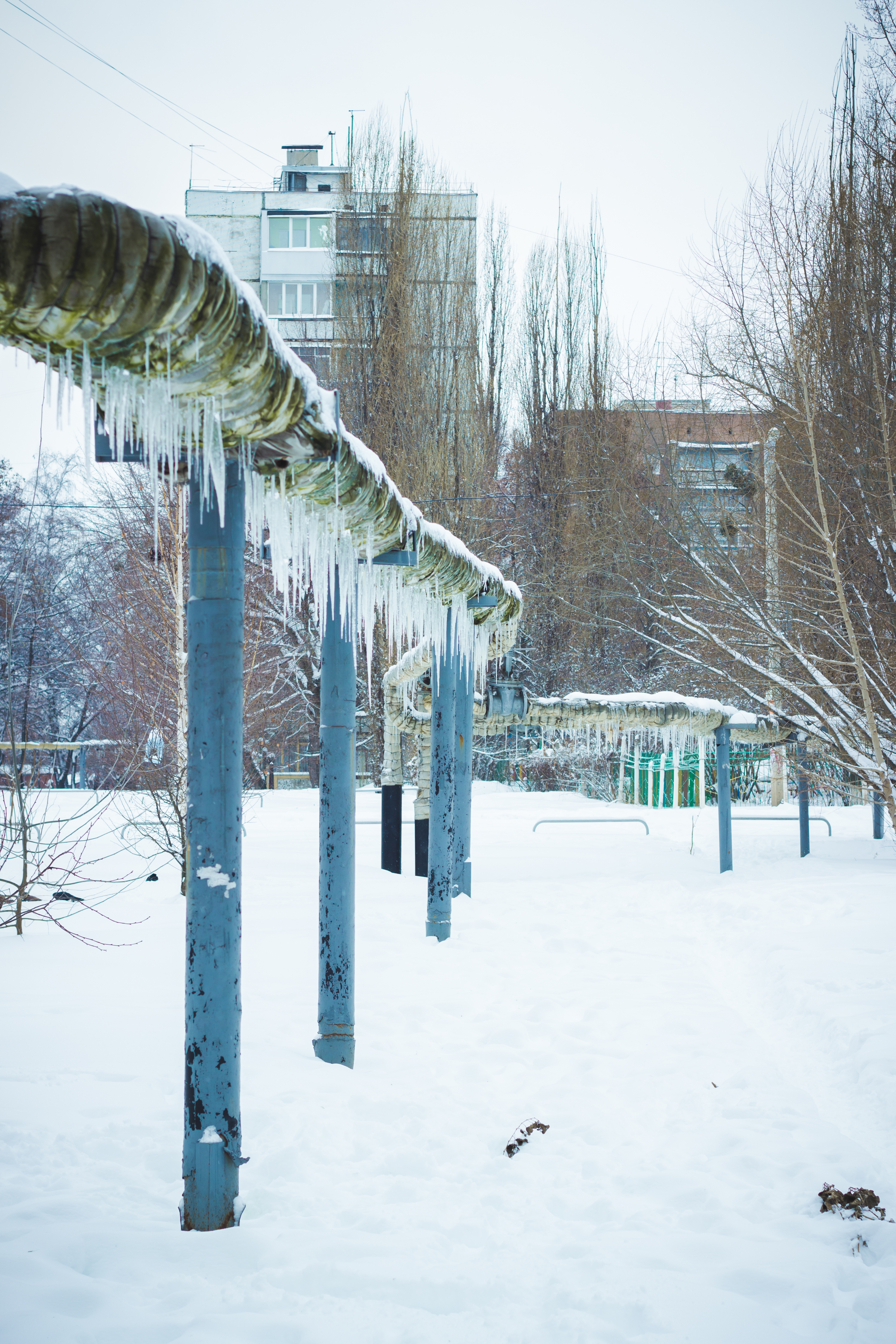 7 Key Steps for Business Owners to Take When Claiming Ice Storm Damage Under Their Commercial Insurance Policy